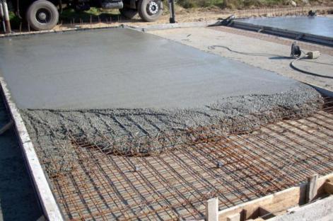 бетон тульская
